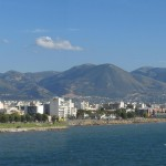 Patras from ferry, source wikipedia