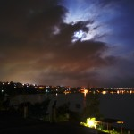 Patras by night, photo Yiannis Kaouris