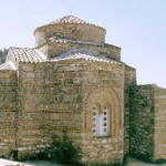 St. Nicholas Byzantine church in the outskirts of Patras